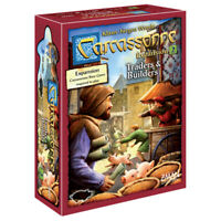Carcassonne Board Game Expansion 2 - Traders & Builders - English Version