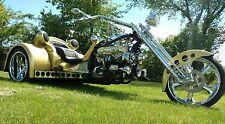 Hot Rod V8 Trike Roller Chassis Frame Kit  SB Chevy