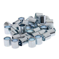 40 Pieces/Pack Sturdy Longboard Skateboard Bearings Spacers Accessories