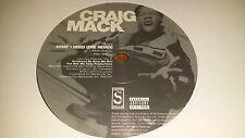 """CRAIG MACK - EASY, MO BEE - WHAT I NEED (REMIXES)- 12"""" SINGLE (DJ)"""