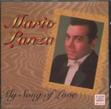 Mario Lanza(CD Album)My Song Of Love-VG