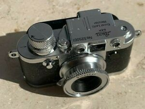 Minox Leica III f Type -Leica D.R.P. Ernst Leitz Wetzlar No. 525001