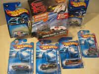 HOT WHEELS LOT OF 7 INCLUDING SPEED RACER EXCLUSIVE