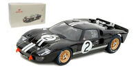 Spark 18LM66 Ford MK II #2 Winner Le Mans 1966 - B McLaren/C Amon 1/18 Scale
