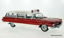 Buick Flxible Premier  Ambulance 1960  1:18 BOS    >>NEW<<