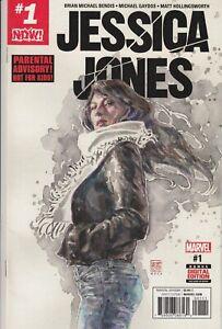 JESSICA JONES #1 MAIN COVER MARVEL LEGACY NEW/UNREAD