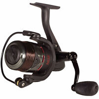 Map ACS 3000/4000 FD Front Frag Coarse Spin Spinning Fishing Reel & Spare Spool