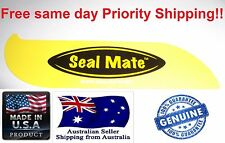 SEAL MATE SUZUKI FORK SEAL CLEANER SAVERS  GENUINE SEALMATE TOOL *yellow*