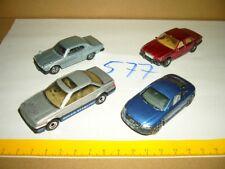 Konvolut Nr. 577 Modellautos MATCHBOX 1971 Nissan Skyline, Audi TT, Jaguar XJ6,