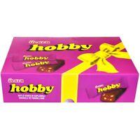 100 X 6gr Ülker HOBBY CHOCOLATE HAZELNUT BAR 6 GR (100 PCS)from TURKEY NEW TASTE
