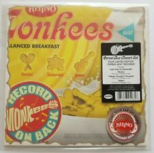 THE MONKEES  CEREAL BOX RECORD SET  LIMITED EDITION RHINO 2016