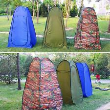 Portable Pop Up Changing Room Beach Toilet Shower Fishing Camping  Bathroom Tent