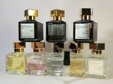 MAISON FRANCIS KURKDJIAN Choose scents you want to try. 1ml, 5ml or 10ml. Niche