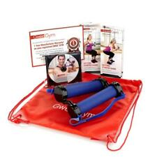 Gwee Gym Lite Total Body Exercise Kit with Workout DVD and Healthy Eating Guide