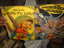 INDIA RARE - INDRAJAL COMICS IN ENGLISH -    NO. 312 TO 399 - 34  IN 1 LOT