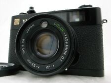 [Exc++++] Yashica Electro 35 CC Rangefinder 35mm Film Camera from Japan #1086