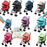 BABY PUSHCHAIR LIGHTWEIGHT BABY STROLLER BABY BUGGY TRAVEL STROLLER Uk Stock