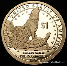 2013 S Native American ~ Sacagawea ~ Mint Proof ~ U.S. Coin from Proof Set