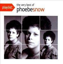 Phoebe Snow - Playlist: The Very Best of Phoebe Snow NEW CD