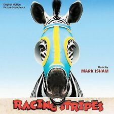 FREE US SH (int'l sh=$0-$3) NEW CD : Racing Stripes [Original Motion Picture Sou