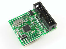 Header board with CORTEX-M3 STM32F100C6T6 microcontroller STM32 JTAG 32K