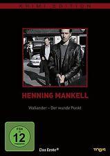 Wallander - Der wunde Punkt (Krimi-Edition) Krister Henriksson DVD
