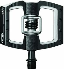 Crank Brothers Mallet DH Bike Pedals for Downhill Racers - Black - NEW