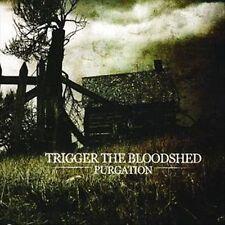 TRIGGER THE BLOODSHED - Purgation (CD) NEW SEALED
