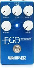 Wampler Ego Compressor Pedal w/ Blend Control - SQUEEZE YOUR NOTES! Mint