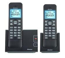 Binatone defensa 6025 Twin Teléfono Inalámbrico Con Contestador Automático Molestia Bloqueador