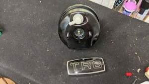 NEW IMPROVED TRIUMPH TR6 Brake Servo / 1968 - 1976 Brake Booster