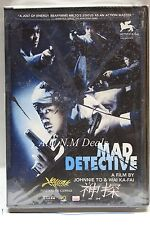 mad detective by johnnie to ntsc import dvd