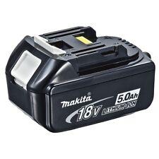 Makita Original Ersatz Akku BL1850B 18 V 5,0 AH Li-Ion LED-Anzeige NEU
