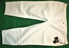 Women's Ava & Viv Cropped White Jegging Jeans with Power Stretch Sz 26 48/25 NWT
