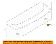 FORD OEM Lock -Rear Door-Door Check Nut W520201S437