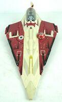 Rare Star Wars Obi Wan's Jedi Starfighter Hasbro 2001 AOTC