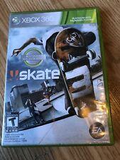 Skate 3  (Xbox 360, 2010) Works VC1