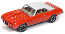 Auto World Ford Gt40 1965 clair Bleu & Golf 64192 a 1/64