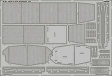 Eduard 1/35 PhotoEtch detail for Panzer IV Ausf. H schürz for Zvezda kit - 36357