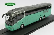 BNIB OO GAUGE OXFORD 1:76 76IR6007 Scania Irizar I6 Barnes Coaches