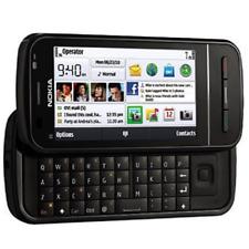 Nokia C Series C6-00 Black WiFi Gps 3G (Unlocked) Symbian Slider Smartphone Usa