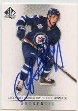 ALEXANDER BURMISTROV JETS AUTOGRAPH AUTO 12/13 SP AUTHENTIC #90 *35839