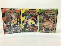 ECW : Living Dangerously, Guilty As Charged, Hardcore Heaven - Wrestling - DVD