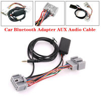 Car Bluetooth Adapter AUX Audio Receiver Cable Fit for VOLVO C S V XC 30-90Radio