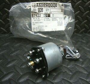 NEW Isuzu Motors 8944025000 Ignition Starter Switch 6 pole Jideco 8-94402500-0