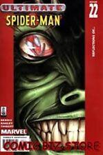 ULTIMATE SPIDER-MAN #22 (2003) 1ST PRINTING BAG & BOARD MARVEL
