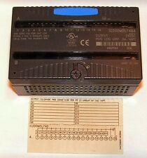 GE-Fanuc VersaMax IC200MDL740A PLC 16 point OUTPUT Module