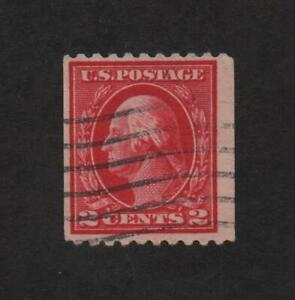 USA 442 Deep Carmine Variety (Perf 10 Horiz, Type I), used ..  2021 Scott=$45.00