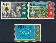 1969 FIJI INAUGURATION SOUTH PACIFIC UNIVERSITY SET OF 3 FINE MINT MNH