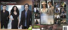Vampire Diaries 2011 Wall Calendar - Nina Dobrev, Ian Somerhalder, Paul Wesley